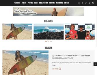 surfer.com screenshot