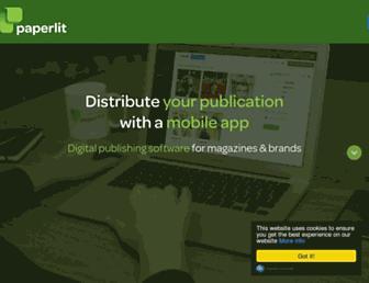 paperlit.com screenshot