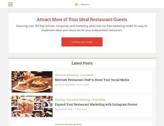 nextrestaurants.com screenshot