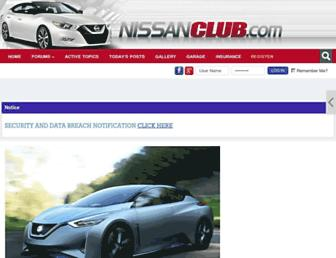 Thumbshot of Nissanclub.com