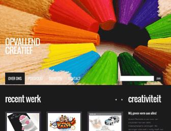 axzent.nl screenshot