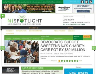 njspotlight.com screenshot