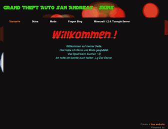 germangtasa.weebly.com screenshot