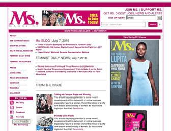 Thumbshot of Msmagazine.com