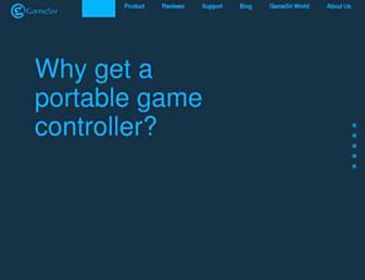 gamesir.hk screenshot