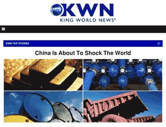 Thumbshot of Kingworldnews.com