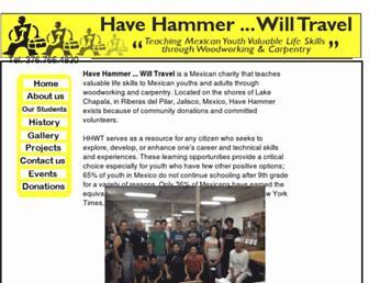 Thumbshot of Havehammer.org