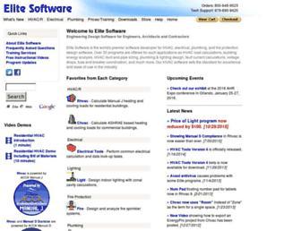 elitesoft.com screenshot