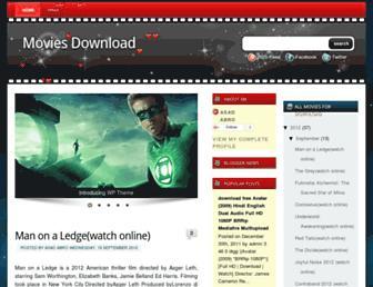 newmoviesdownload7.blogspot.com screenshot
