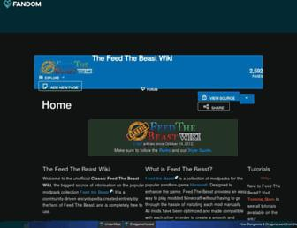 feed-the-beast.fandom.com screenshot