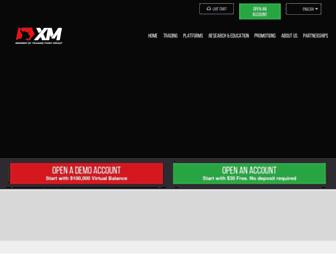 Thumbshot of Xm.com