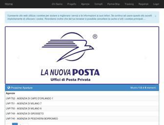 lanuovaposta.it screenshot