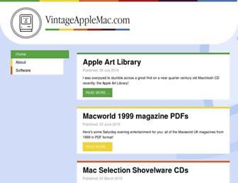 vintageapplemac.com screenshot