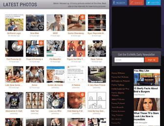 Thumbshot of Evilmilk.com