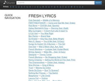 drlrcs.com screenshot