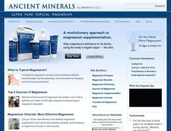 Thumbshot of Ancient-minerals.com