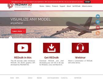 redway3d.com screenshot
