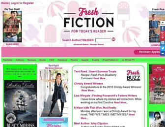 Thumbshot of Freshfiction.com