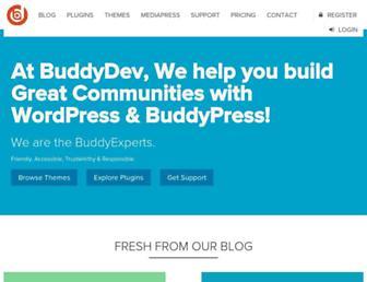 Thumbshot of Buddydev.com