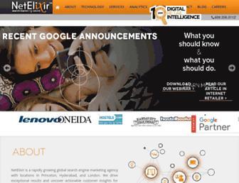 Thumbshot of Netelixir.com
