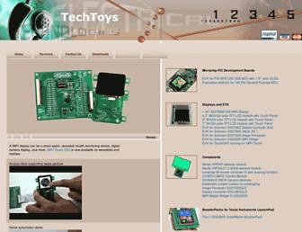 techtoys.com.hk screenshot