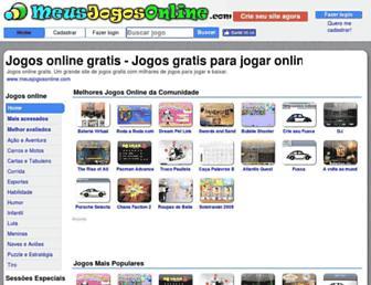 Thumbshot of Meusjogosonline.com