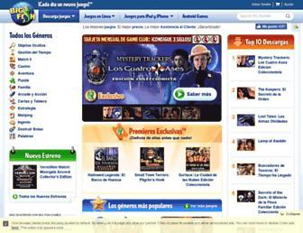 Thumbshot of Bigfishgames.es