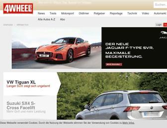 Thumbshot of 4-wheel-fun.de