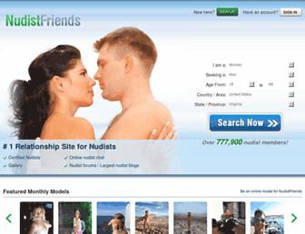 Thumbshot of Nudistfriends.com