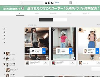 Thumbshot of Wear.jp