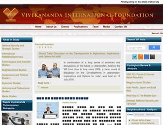 Thumbshot of Vifindia.org