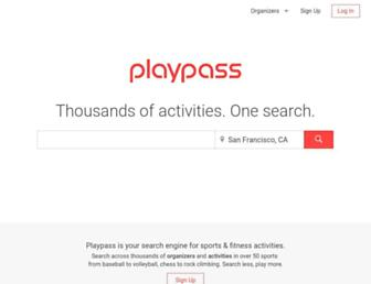 playpass.com screenshot