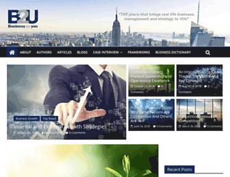 business-to-you.com screenshot