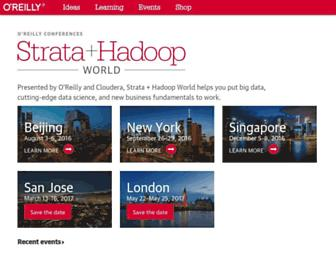 Thumbshot of Strataconf.com