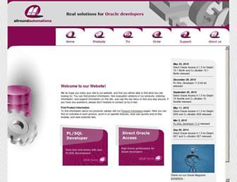 allroundautomations.com screenshot