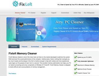 fixloft.com screenshot