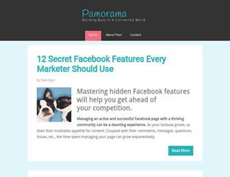 Thumbshot of Pamorama.net