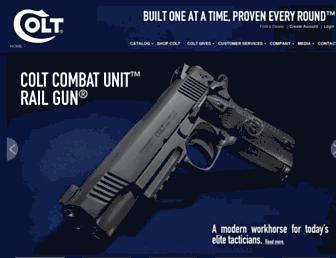Thumbshot of Colt.com