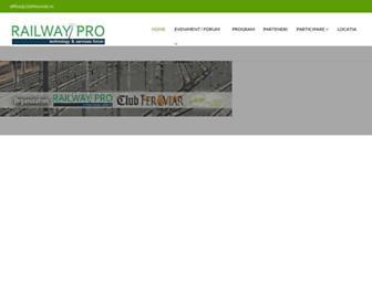 conferinte.clubferoviar.ro screenshot