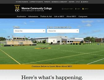 Thumbshot of Monroecc.edu