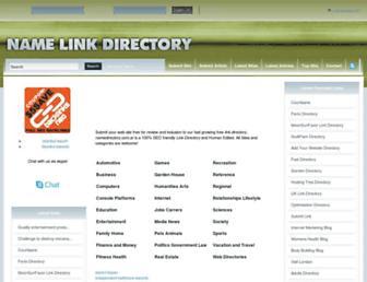 Thumbshot of Namedirectory.com.ar