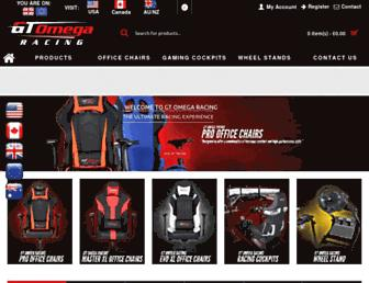 Thumbshot of Gtomegaracing.com