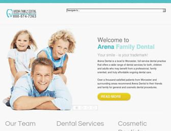 Thumbshot of Family-dentistry-worcester.com