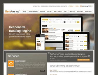 Thumbshot of Resavenue.com
