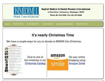 bmdmi.org screenshot