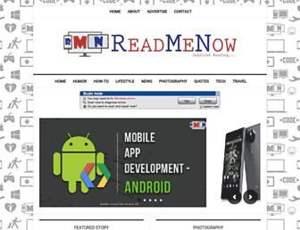 readmenow.in screenshot