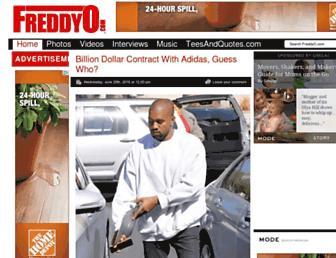 freddyo.com screenshot