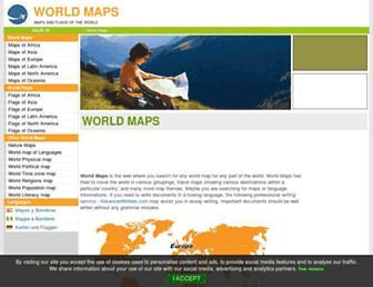 Thumbshot of Justmaps.org