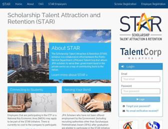 star.talentcorp.com.my screenshot