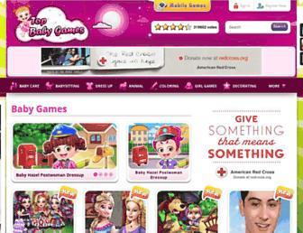 topbabygames.com screenshot
